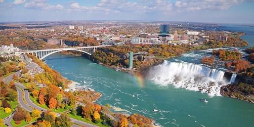 $65 -- Niagara Stay w/$150 in Steakhouse Credits, Reg. $260