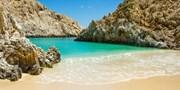 ab 1295 € -- Kreta: 2 Wochen Mietwagenrundreise mit Flug