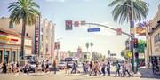 ab 2095 € -- Rundreise Westküste USA mit Hollywood & Canyons