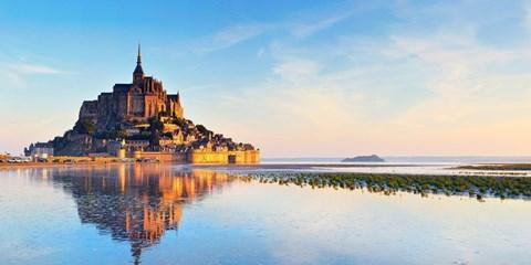 999€ -- Circuito por Bretaña, Normandía y París con guía