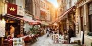 Dsd 79€ -- Billetes de avión baratos ida y vuelta a Bruselas