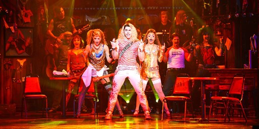 $40 -- 'Must-See' Musical 'Rock of Ages,' Reg. $59