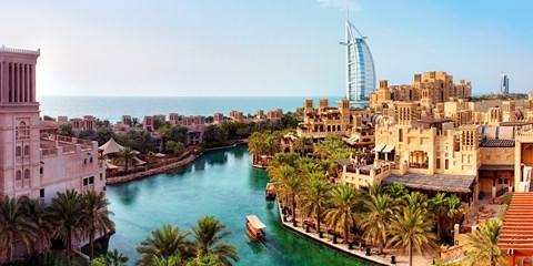 789€ -- 5 nuits à Dubai avec safari désert et vols inclus