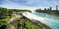 $77 -- Niagara Falls Hotel w/Ruth's Chris Steak House Credit