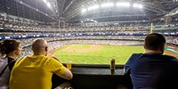 $57 -- Milwaukee Brewers: Premium Seats w/Food & Drink
