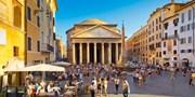 £379pp -- 9-Nt Mediterranean Cruise w/Rome Stay
