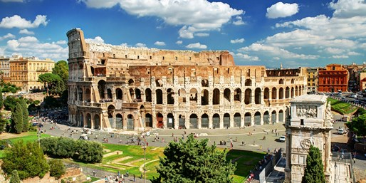 £159pp -- Deluxe 4-Nt Rome & Venice Escape w/Train & Flts