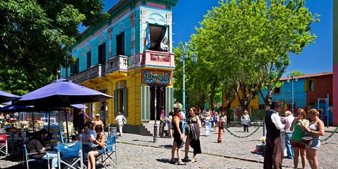 527€ -- Promotion Flash billets d'avion A/R vers l'Argentine