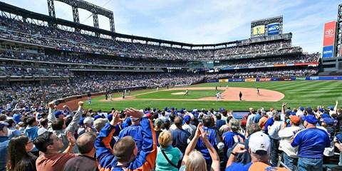 $12 & up -- New York Mets Games vs. Cardinals & Marlins