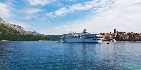 £1695pp -- 11-Nt Premium Med Cruise w/Tours & Speakers