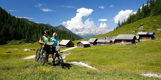 ab 240 € -- 4 Sommertage in der Steiermark mit Radtour & HP