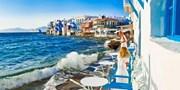 599 € -- Kreuzfahrt ab Rom durchs östl. Mittelmeer im Sommer