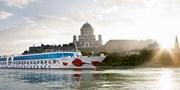 ab 299 € -- A-ROSA: Kurzkreuzfahrten auf der Donau