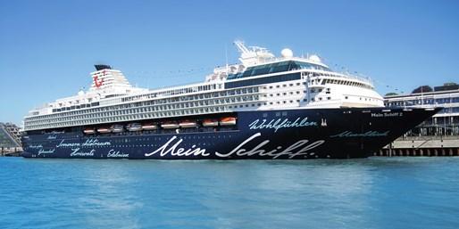 1359 € -- 12 Tage TUI Kreuzfahrt, Baden auf Malta & Flug
