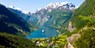 1145€ -- Verano: Fiordos insólitos en 7 días con visitas