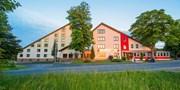 159 € -- 3 Tage im Thüringer Wald mit Menüs & Massage, -30%