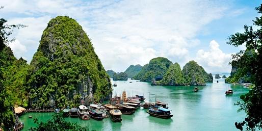 2125 € -- Asien-Cruise: 15 Tage mit Balkon & Getränken, -45%
