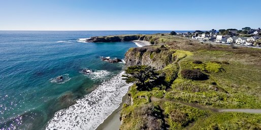 $99 -- Mendocino: Upgraded Room through December