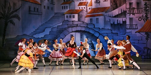 $25 -- Russian National Ballet's 'Don Quixote' in Detroit