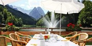159 € -- Traumblick: Suite in Garmisch mit Menü & Spa, -40%