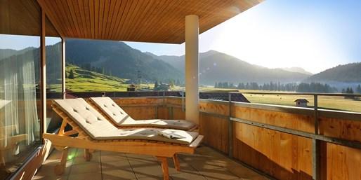 321 € -- Allgäu: 3 Tage Suite mit Verwöhnpension & Spa, -30%