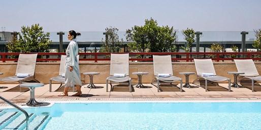 InterContinental LA Spa Day w/Rooftop Pool, Reg. $120