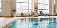 $65 -- InterContinental Spa: Massage & Indoor Pool, $75 Off