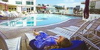 Loews Hollywood: Massage or Facial with Heated Rooftop Pool