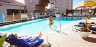 Loews Hollywood: Massage or Facial w/Heated Rooftop Pool
