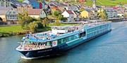 £1499pp -- Luxury European River Cruise w/Flights & Tours