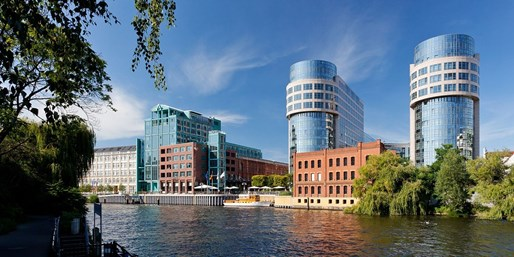 $77 -- Berlin: 4-Star Stay on River Spree, Save 40%