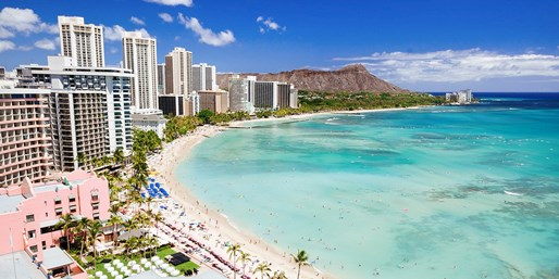 $5990 -- Hawaii: 30-Nt 2 Cruise Holiday w/Flights, Reg $8490