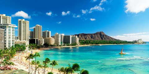$3990 -- Hawaii Fly/Cruise inc Sheraton Stay & Balcony Cabin