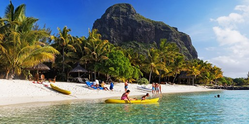 £1099pp & up -- Mauritius Holidays on Sale, Save up to £700