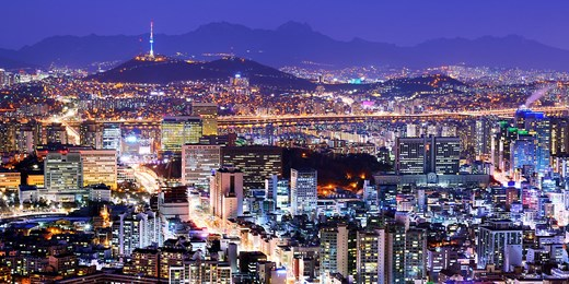 $321 -- Luxury Ritz Carlton Seoul Family Break w/Dinner