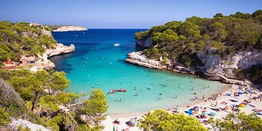 ab 52 € -- Hin- & Rückflüge nach Mallorca im Herbst