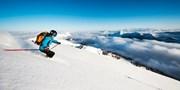 ab 32 € -- Bestpreise für Flüge in die Skigebiete Europas