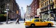 ab 20 € -- Bestpreise für Flüge in Shopping-Metropolen
