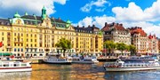 ab 30 € -- Bestpreise für Sommerflüge nach Skandinavien