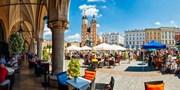 ab 31 € -- Juniflüge in die schönsten Städte Osteuropas