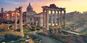 ab 20 € -- Dolce Vita: Ferienflüge in italienische Städte