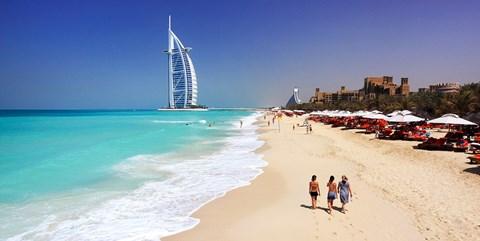 Dsd 425€ -- Vuelos directos a Dubái con descuento exclusivo
