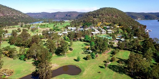 $109 -- NSW: Hawkesbury River Summer Break, Save up to 47%