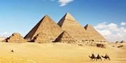 $1790 -- Explore Egypt: Upscale Vacation w/Nile Cruise & Air