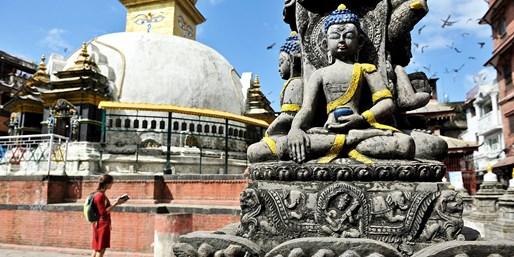 $2599 -- India & Nepal: 13-Night Tour incl. Air, $600 Off