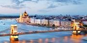 $1899 -- Prague, Vienna & Budapest w/Air, Save $600