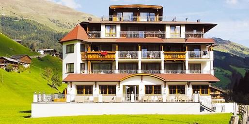 99 € -- Tirol: 3 Tage in Junior-Suite mit Halbpension, -40%