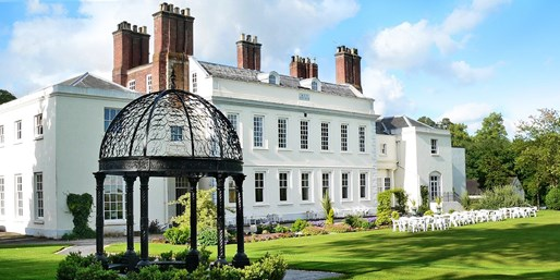 £99 -- Shropshire Country-Hotel Stay w/Dinner, Save 30%