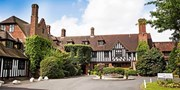 £109 -- Worcestershire Manor Getaway w/Dinner, 43% Off