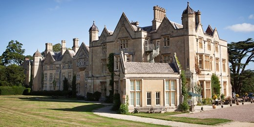 £109 -- Cotswolds Manor Stay inc Dinner & Drinks, Was £189